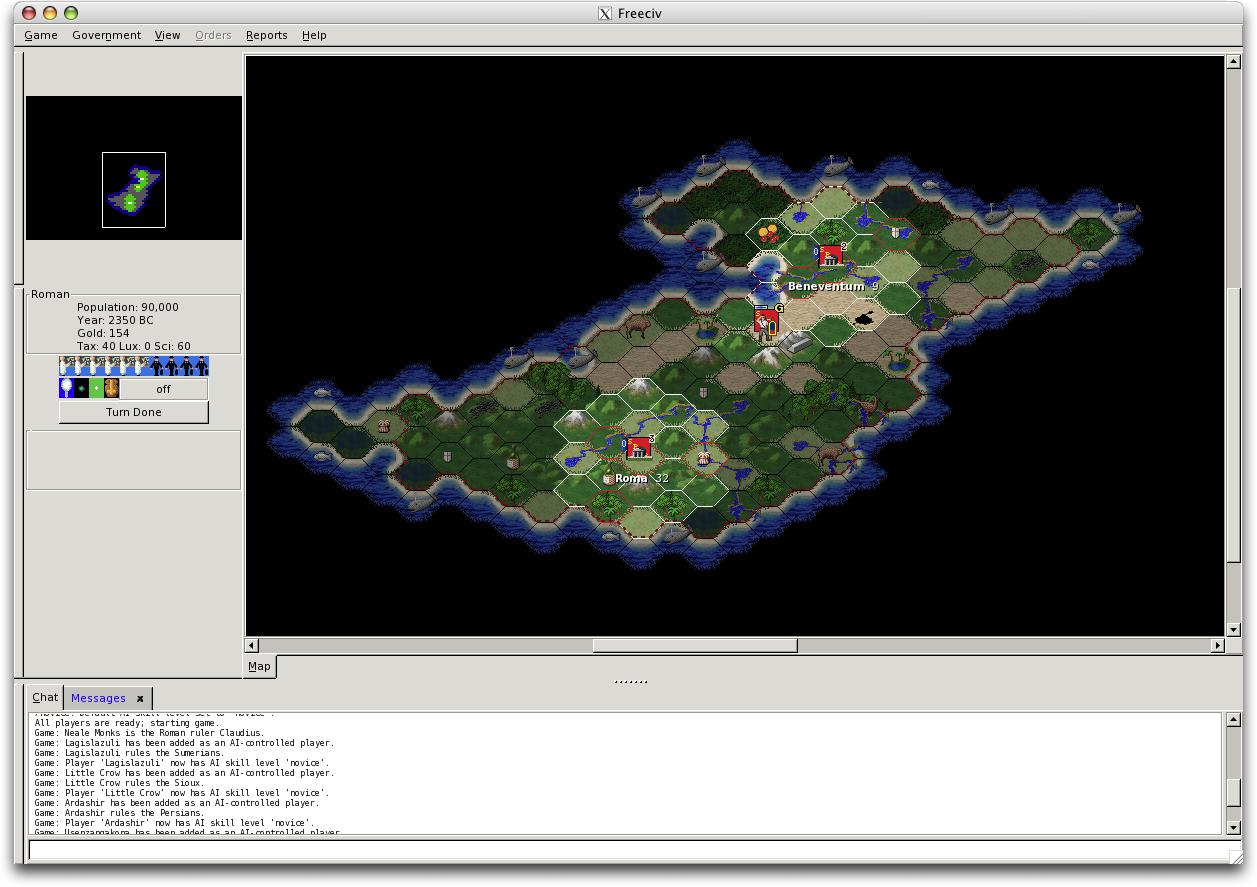 Open Source Mac Gaming 10 Free Games Reviewed Tidbits