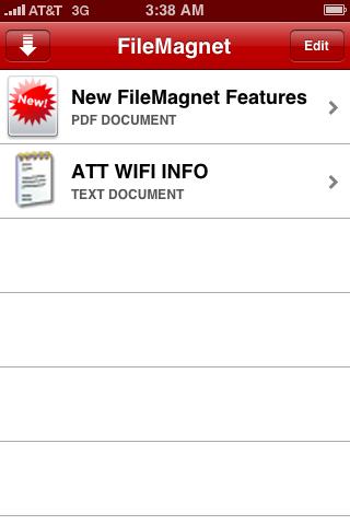 FileMagnet-Browsing