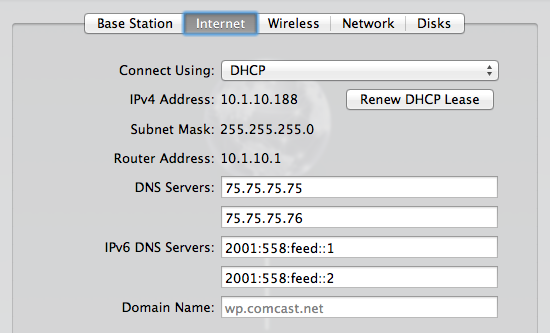 Router losing connection to Cable Modem - Internet