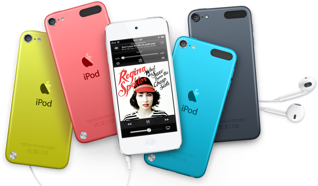 Apple Redesigns iPod touch, iPod nano, and iTunes - TidBITS