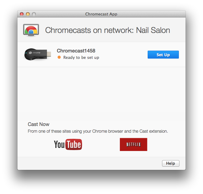 Testing Google's Chromecast for Apple Users - TidBITS