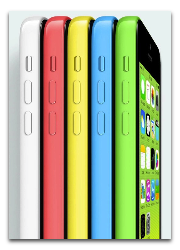 Apple Announces Low-Cost Plastic iPhone 5c  in Five ColorsIphone 5c Colors Cases
