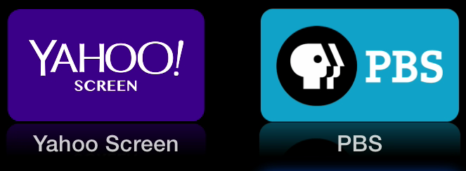 Pbs And Yahoo Come To Apple Tv