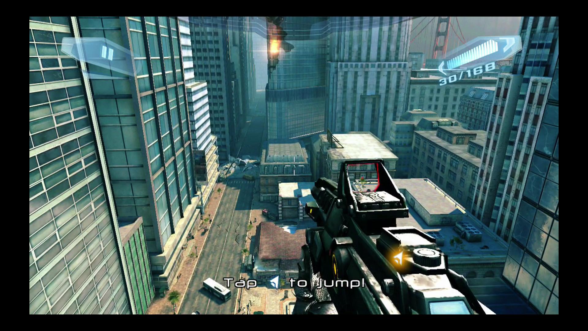 Figure 6: Nova 3 is an impressive clone of the Halo series.