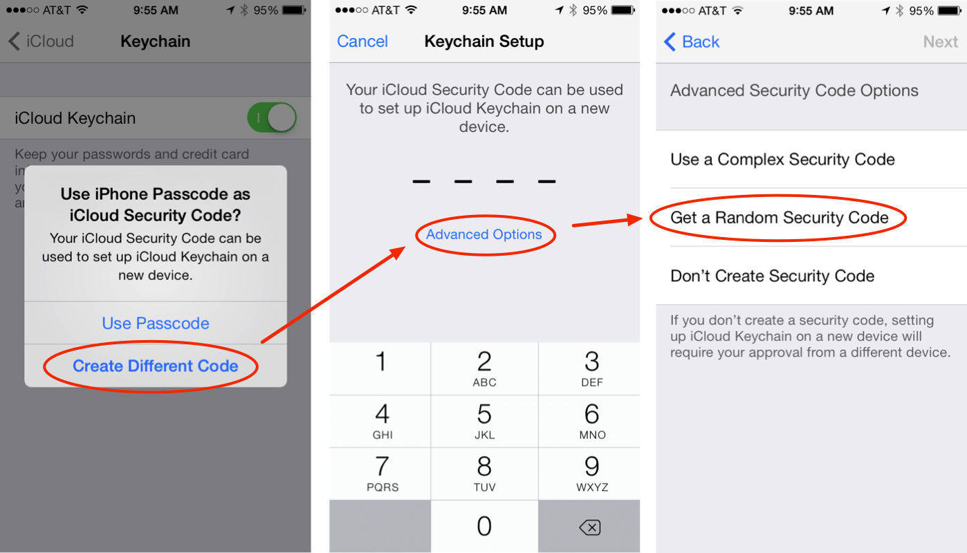 How to Protect Your iCloud Keychain from the NSA - TidBITS