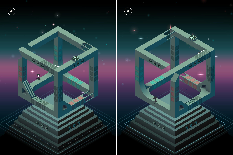 monument valley game optical illusions bridge games crazy ipad iphone app escher tidbits minute crafts research smore mc mind