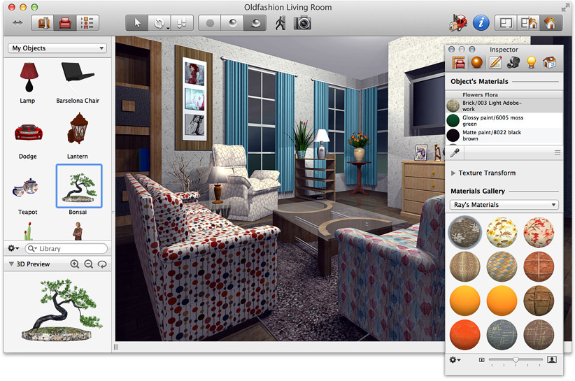 Issue 1227 tidbits Interior design software online