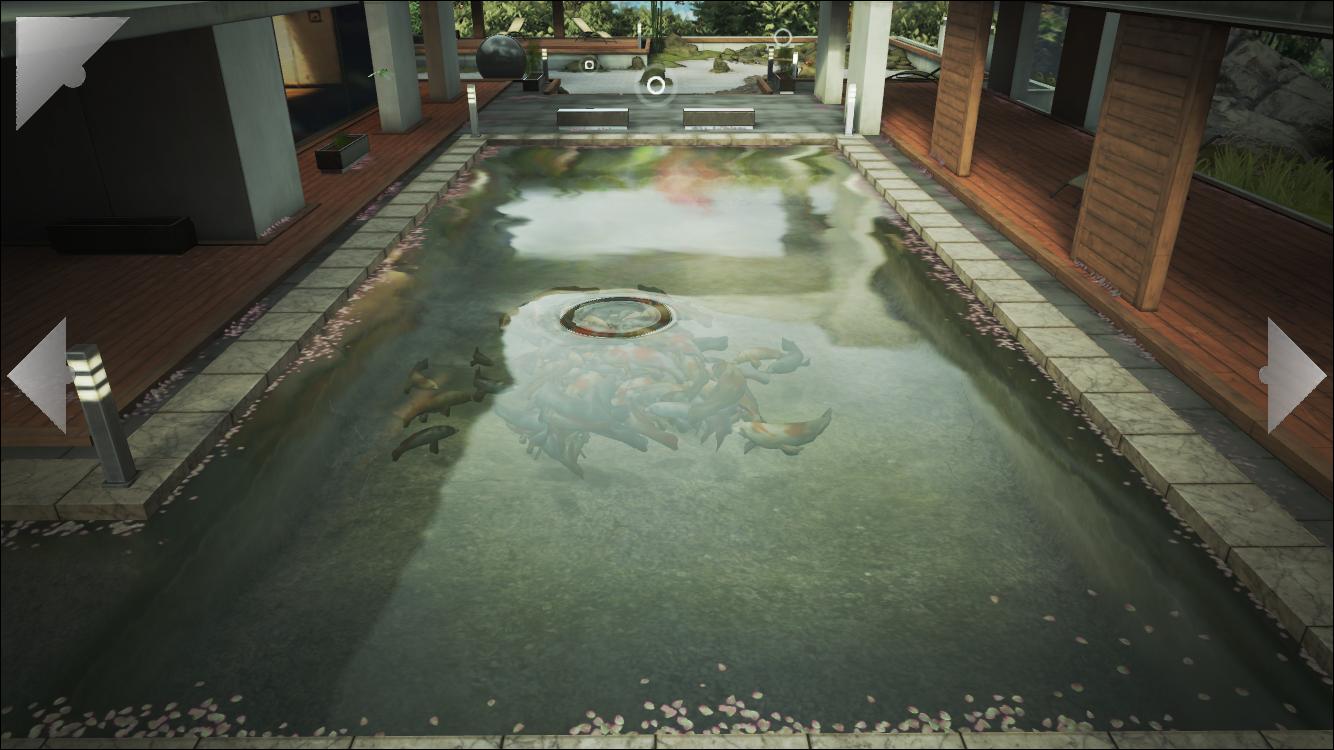 Epic Zen Garden Pool