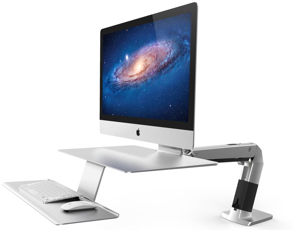 100 Best Standing Desks Varidesk Ergotron Cube