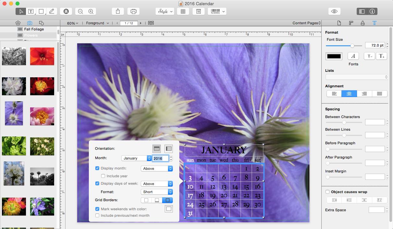 iphoto calendar templates - dealbits drawing win a copy of swift publisher 4 tidbits