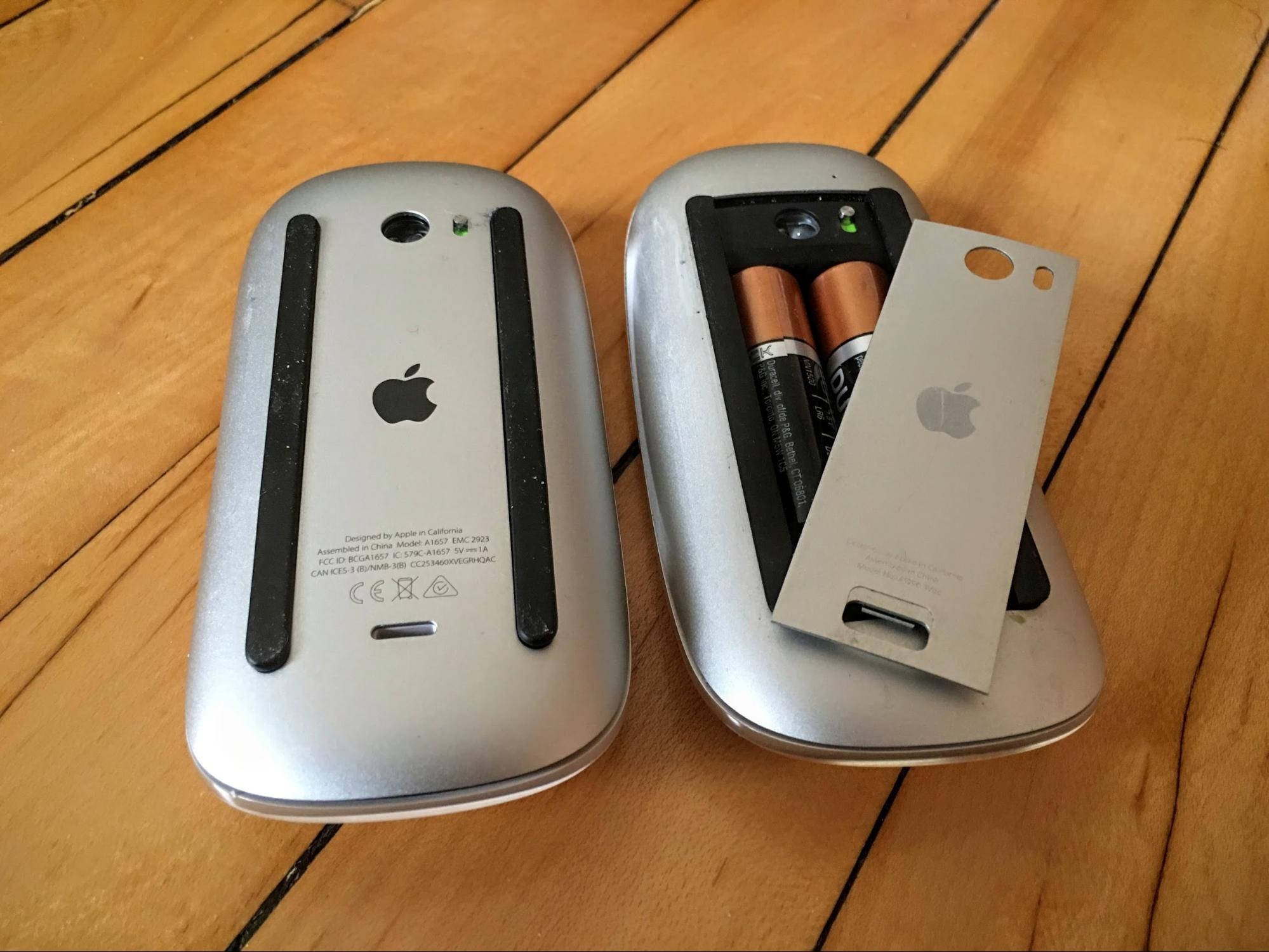 How To Use the Apple Magic Mouse on Windows 7