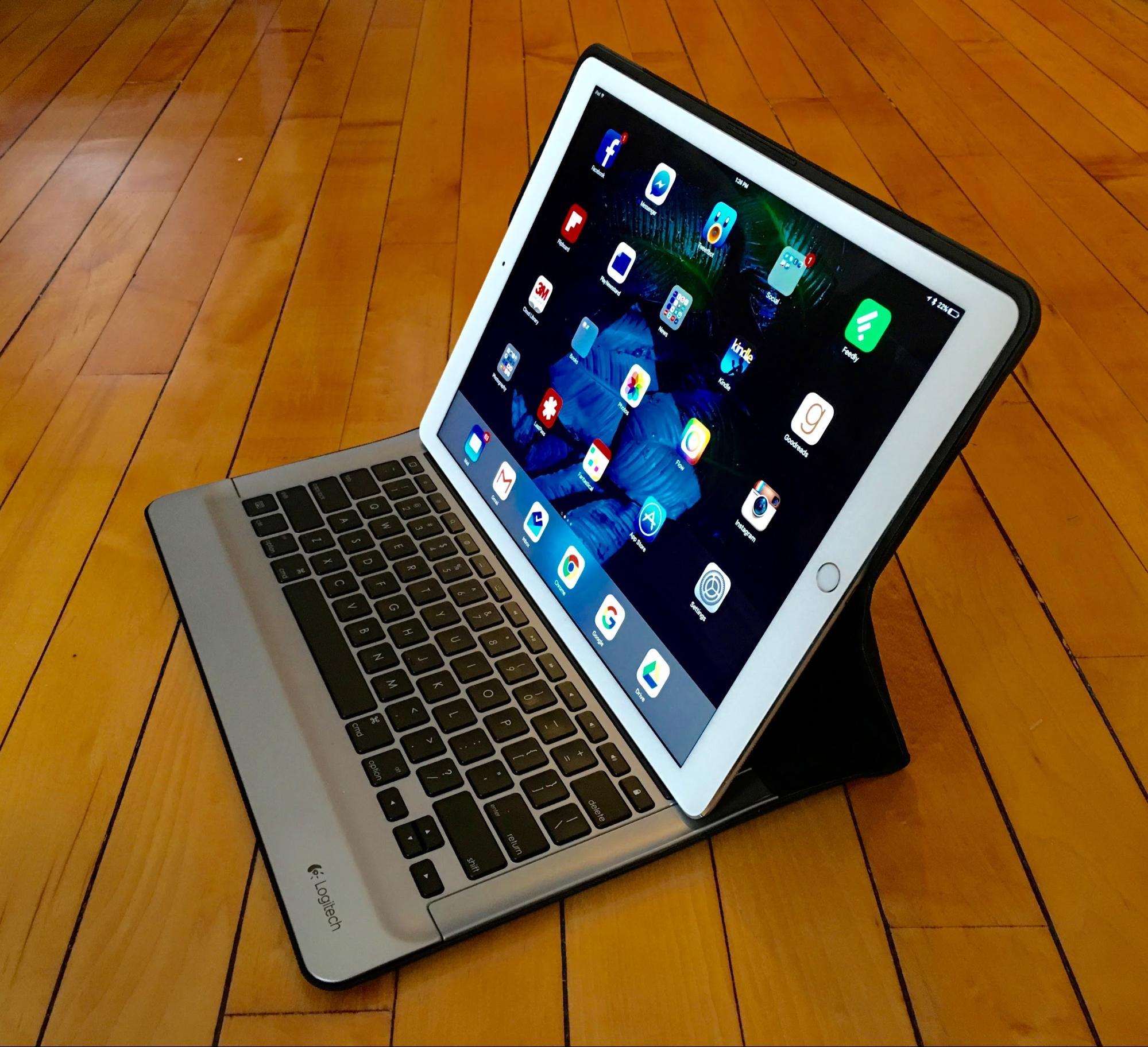 Three Alternatives to the iPad Pros Smart Keyboard TidBITS : Logitech Create from tidbits.com size 1999 x 1824 jpeg 343kB