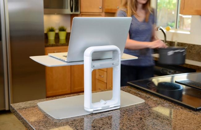 Cheaper Alternatives to Expensive Standing Desks TidBITS