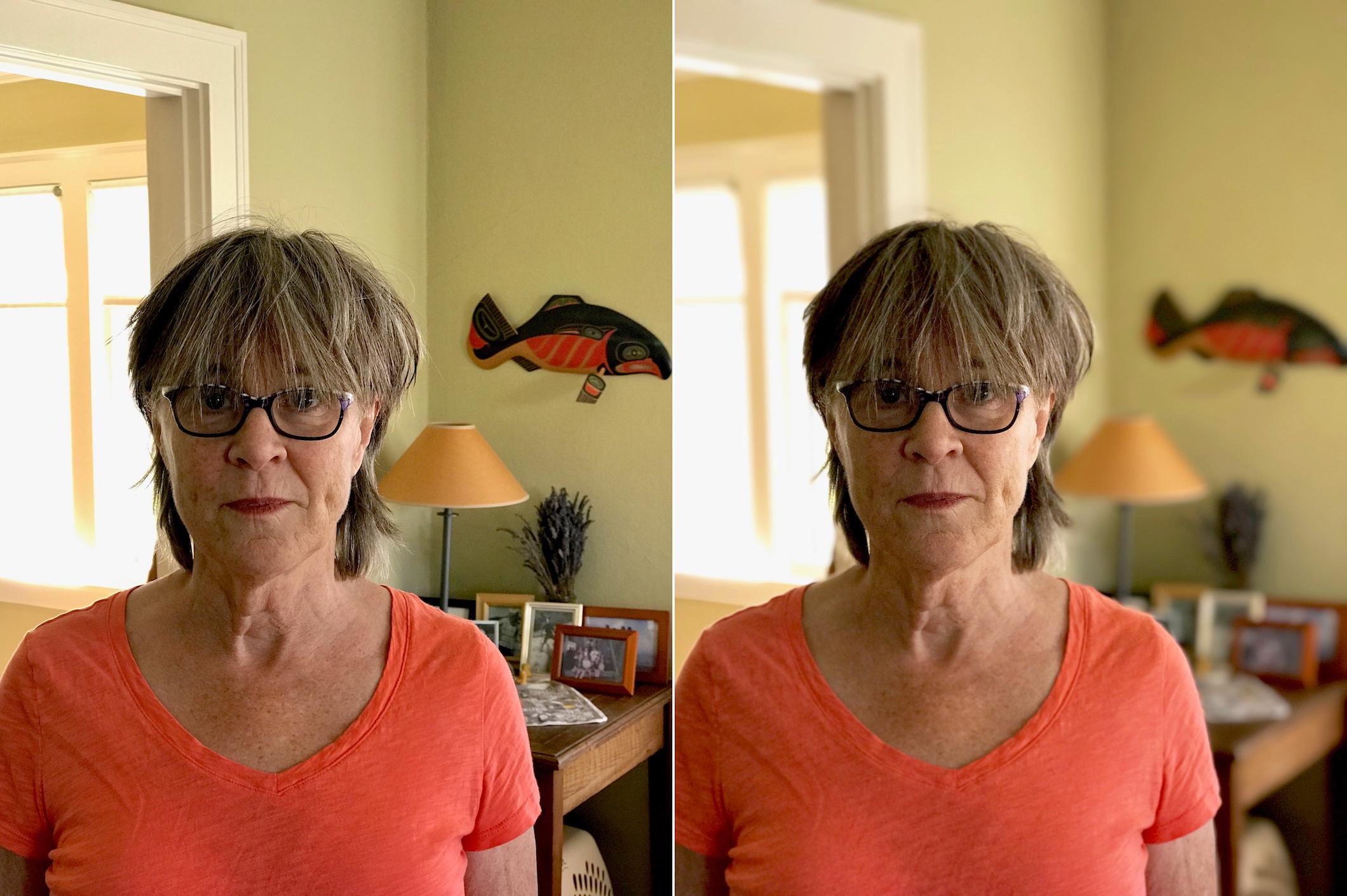 Portrait Mode In Iphone