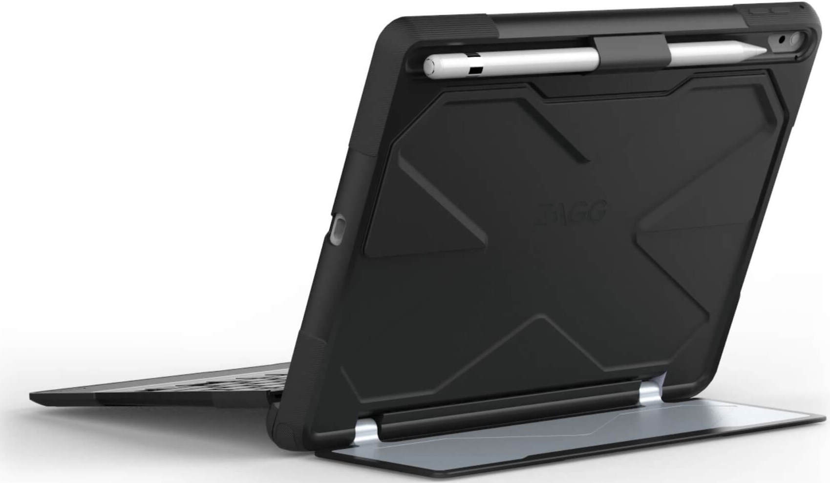 Zagg Rugged Book A Precursor Of Sorts To The Pro S Case Is Most Laptop Like Products Reviewed Here