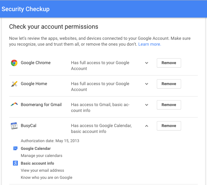 Google Docs Phishing: How you can make your Google account secure