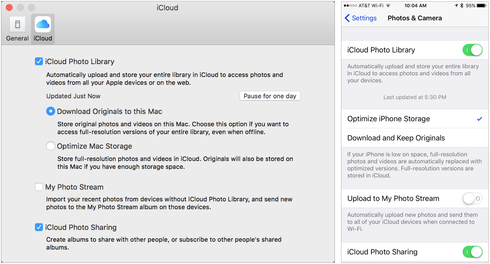 how to delete your photo library on iphone 5