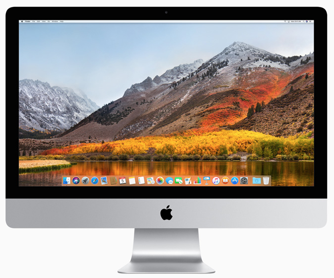 Apple Unveils New IMac Pro
