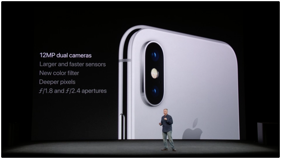 As With The IPhone 8 X Will Be Available In Two Capacities 64 GB For 999 And 256 1149 Interestingly Unlike