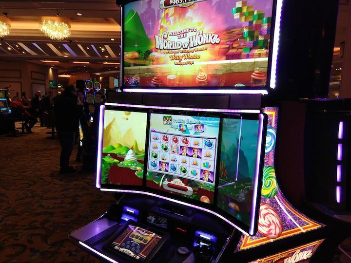 Slot machine 2018