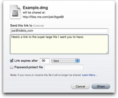 iDisk-Sharing