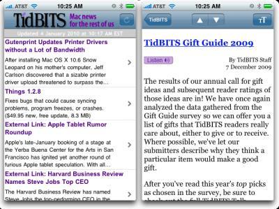 TidBITS-News