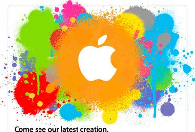 Apple-invite