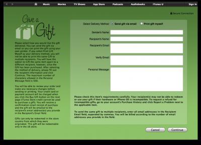 App-Gift