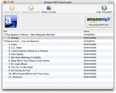 Amazon-MP3-Downloader