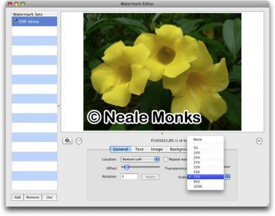 iWatermark-editor