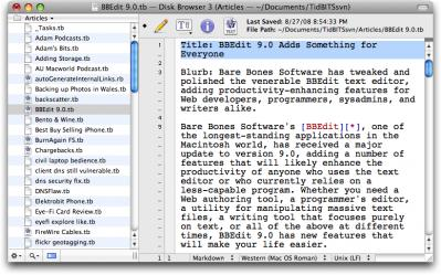 BBEdit-Disk-Browser