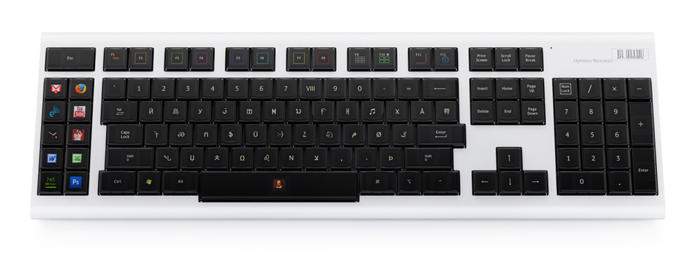 CES 2008 Day 1: Keyboards, Power, Eyewear, and More - TidBITS