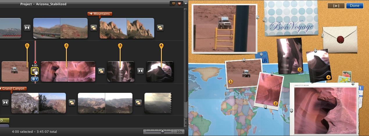 10 Secrets of iMovie '09 - TidBITS on firefox animation, after effects animation, time machine animation, acrobat animation,