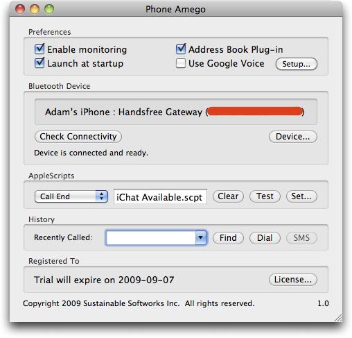 Phone Amego: the Macintosh/iPhone Mind Meld - TidBITS