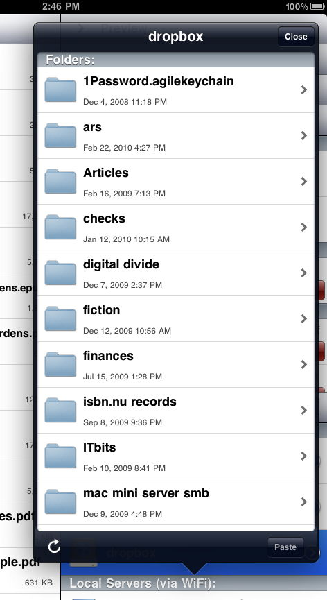 Reading Books on the iPad: iBooks, Kindle, and GoodReader - TidBITS