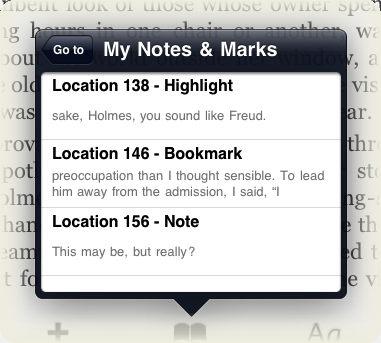 Reading Books on the iPad: iBooks, Kindle, and GoodReader