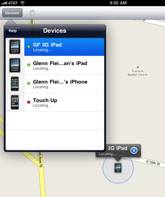 how to check locations on iphone apple adds find my iphone app and updates web app tidbits 4445