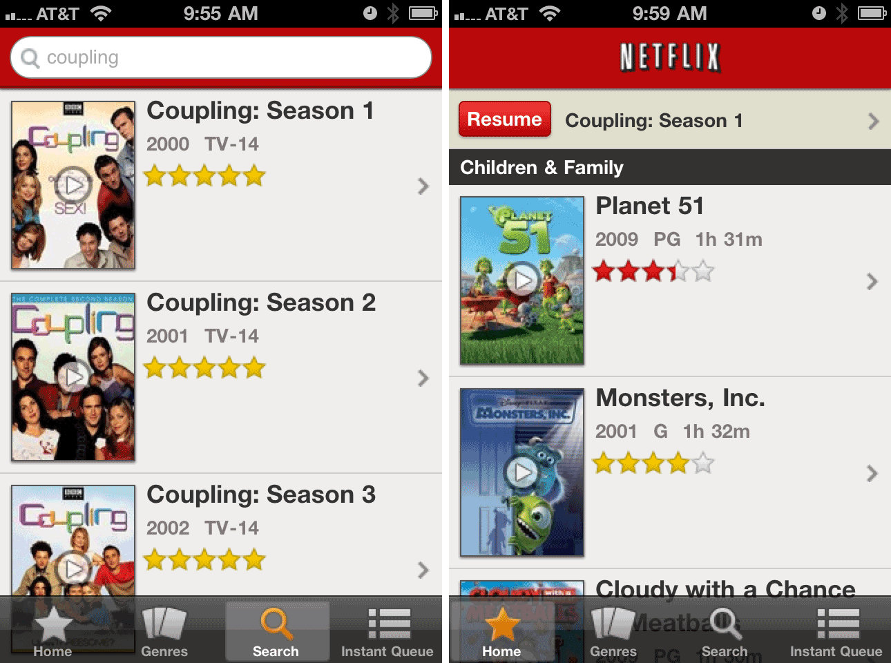 Netflix App Now Available for iPhone and iPod touch - TidBITS
