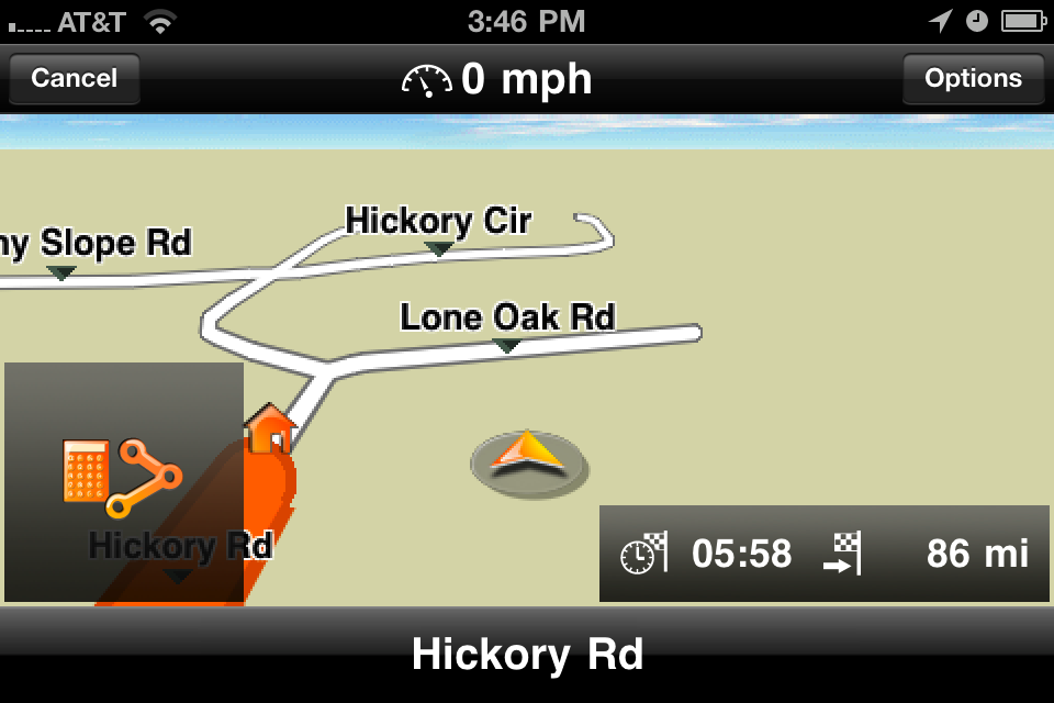navigon mobilenavigator app bests standalone devices tidbits rh tidbits com