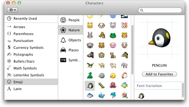 Our Favorite Hidden Features in Mac OS X Lion - TidBITS