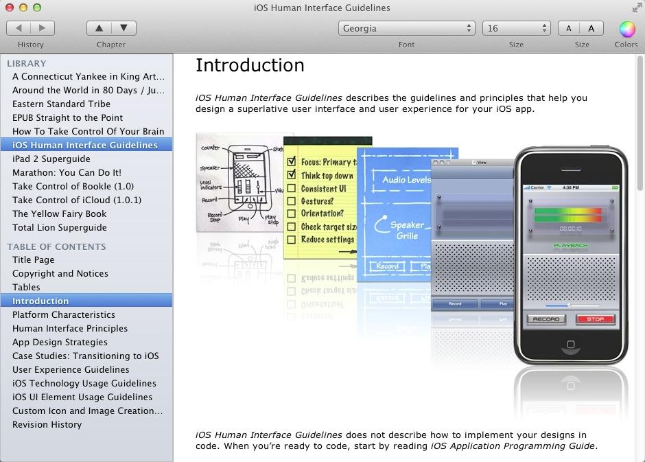 Introducing Bookle, an EPUB Reader for Mac OS X - TidBITS