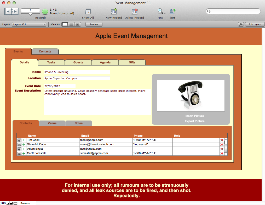 Filemaker Pro Courses filemaker pro 12 updates themes and layout capabilities