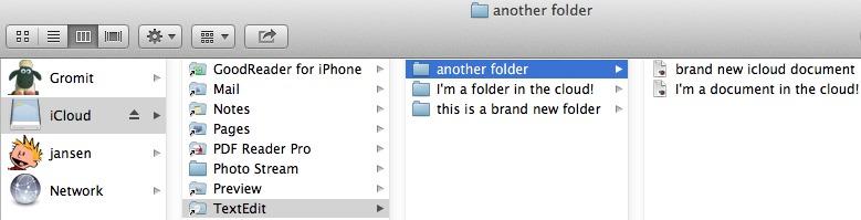 Cloud Mate: Turning iCloud into Dropbox? - TidBITS