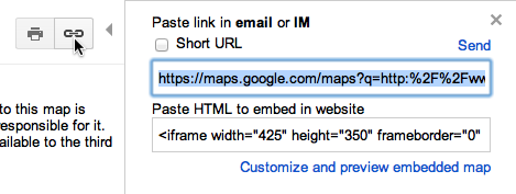 Show, Don't Tell, Where You Went with Google Maps - TidBITS