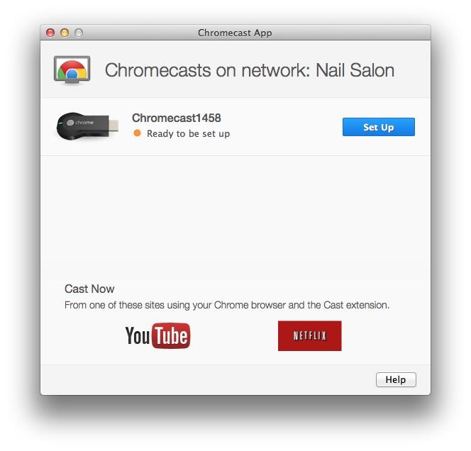 Testing Google's Chromecast for Apple Users - TidBITS