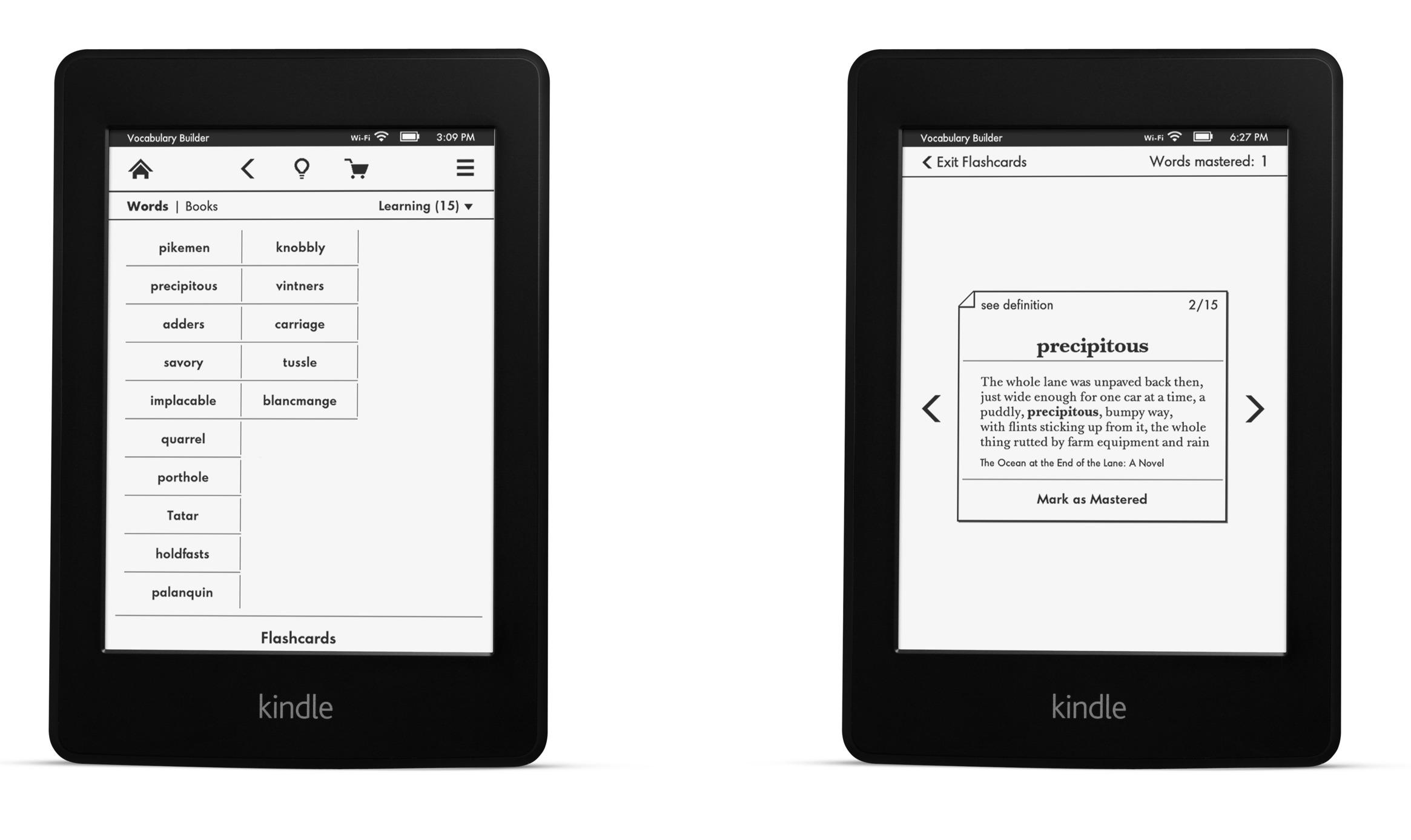 Amazon Announces New Kindle Paperwhite - TidBITS