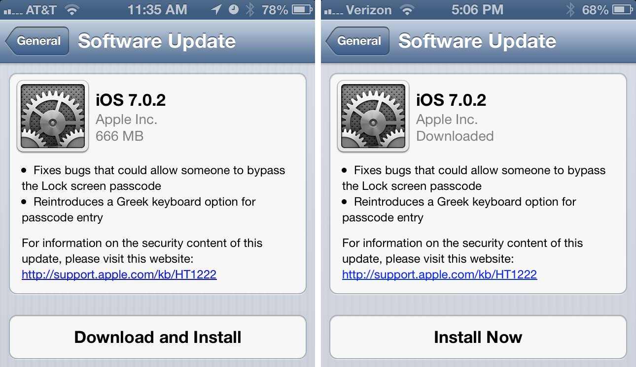 Unwanted iOS 7 Occupying Space on iOS 6 Devices - TidBITS