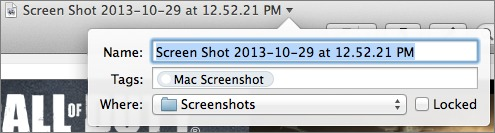 All about Tagging in the Mavericks Finder - TidBITS