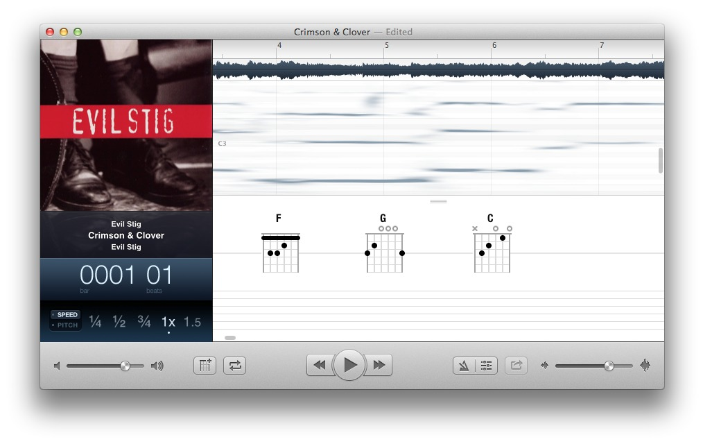 Funbits Master Your Fretboard With Capo 3 For Mac Tidbits