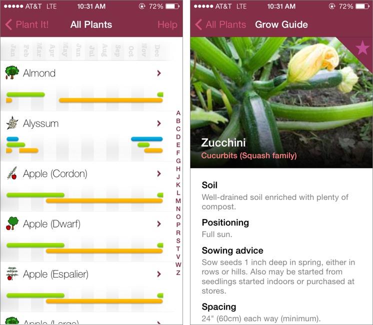 Funbits Ios Apps For Better Gardening Tidbits